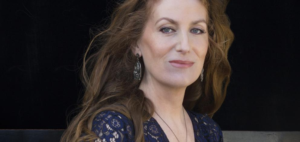 Catherine Chidgey. PHOTO:  FIONA PARDINGTON