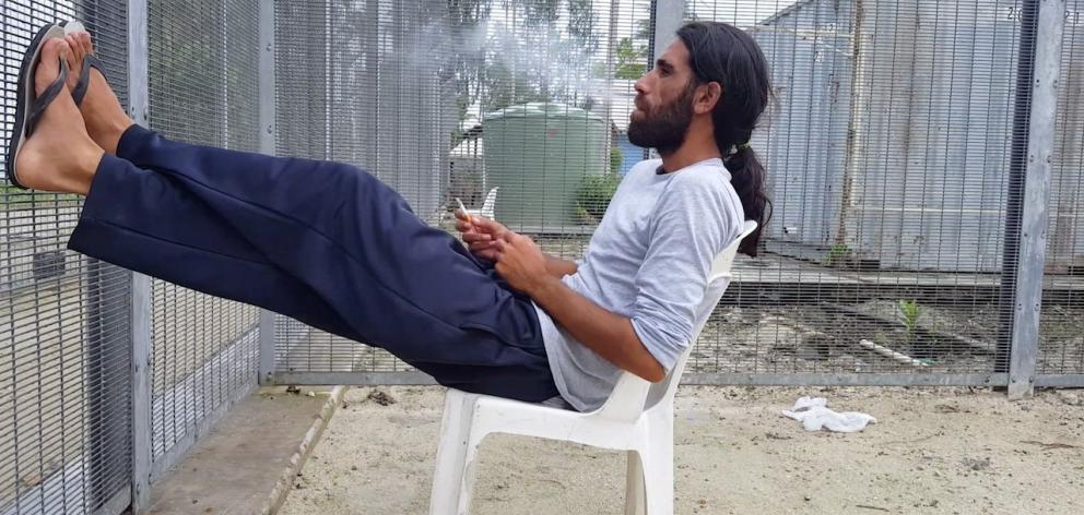 Boochani has been in the Australian off-shore detention centre on Manus Island, Papua New Guinea,...