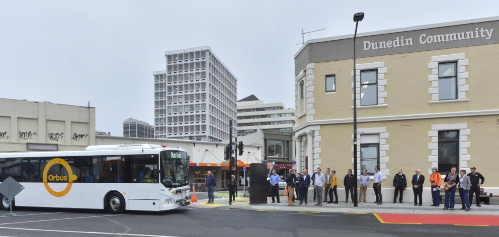 Buses will be free all day on Sunday. Photo: ODT files