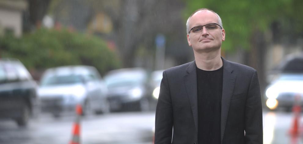 Associate Prof Colin Gavaghan. Photo: ODT
