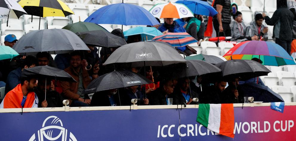 Hardy fans at Trent Bridge yesterday. Photo: Action Images via Reuters