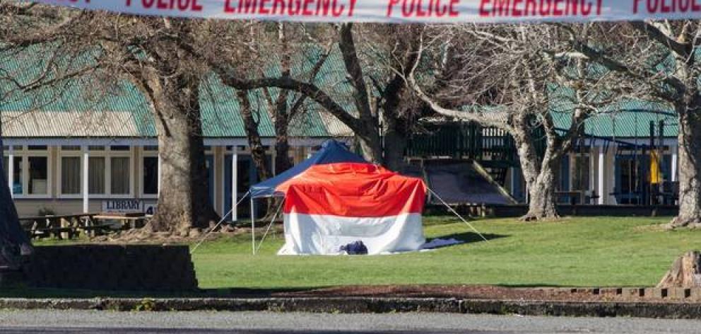 St Michael's Catholic School. Photo: Stephen Parker via NZ Herald