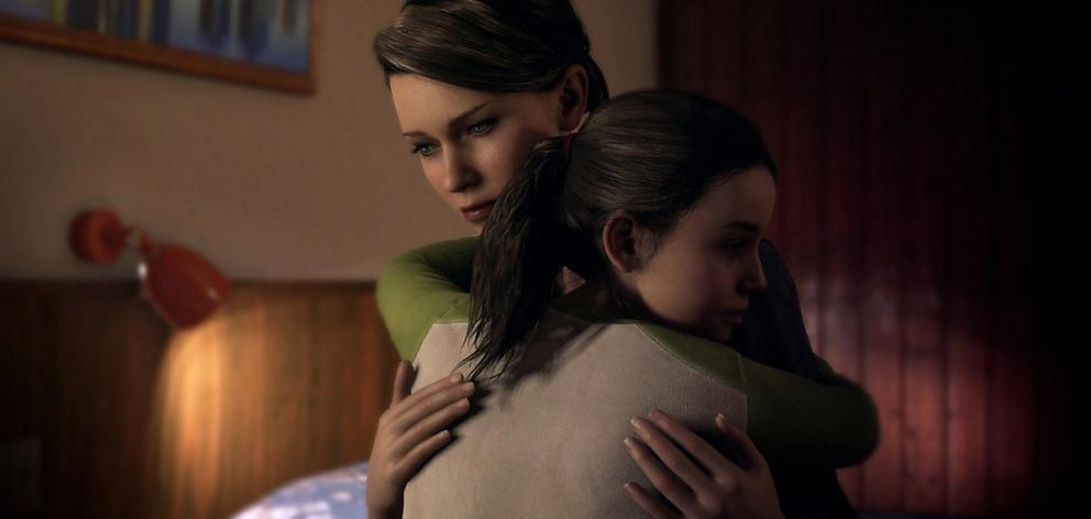 Detroit: Become Human is set in a near-future where humans have androids to do of all their menial tasks in life. Photo: supplied
