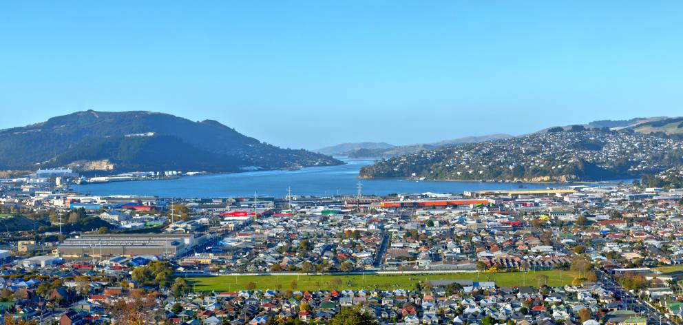 Dunedin was on track to record its second warmest June. Photo: ODT files