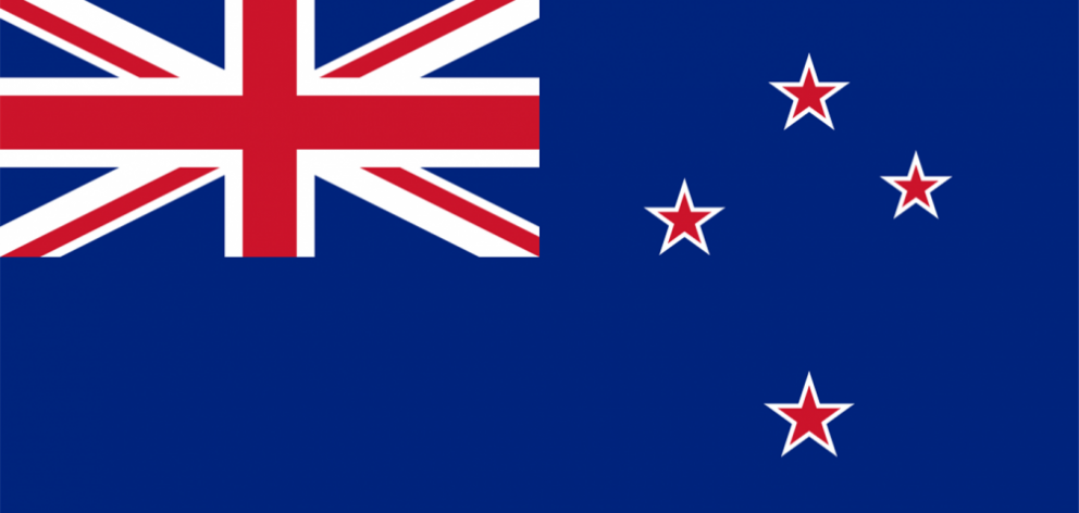 The current flag. Images from Wikapedia