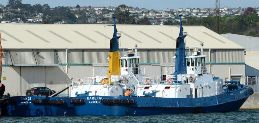 Tugs sold after 40 years on job | Otago Daily Times Online News