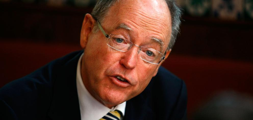 Dr Don Brash. Photo: Getty Images