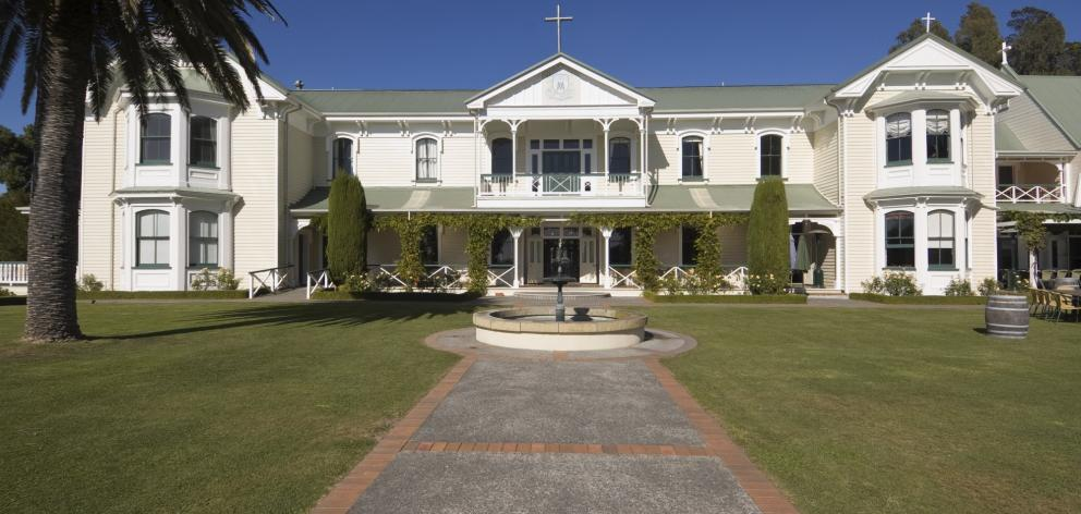 The Mission Estate in Hawke's Bay is a popular outdoor music venue. Photo: Getty Images