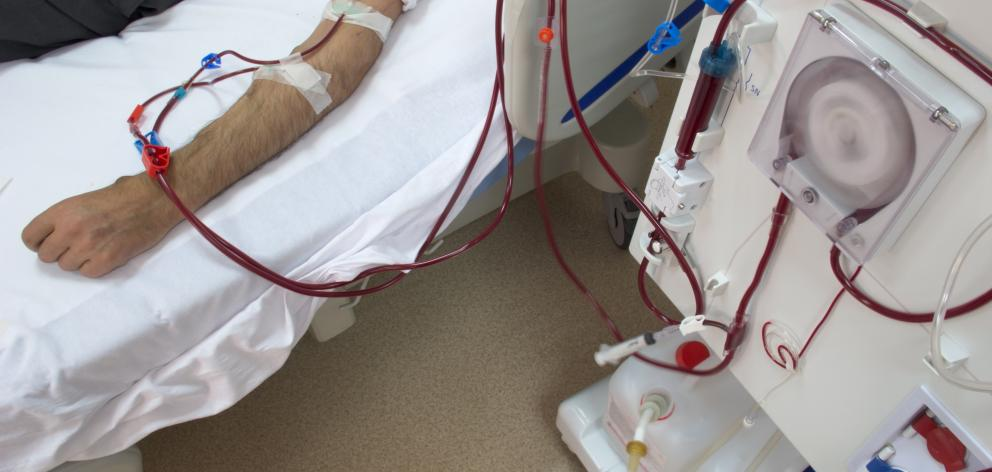 More than 300 diabetics went on to dialysis last year alone. Photo: Getty Images