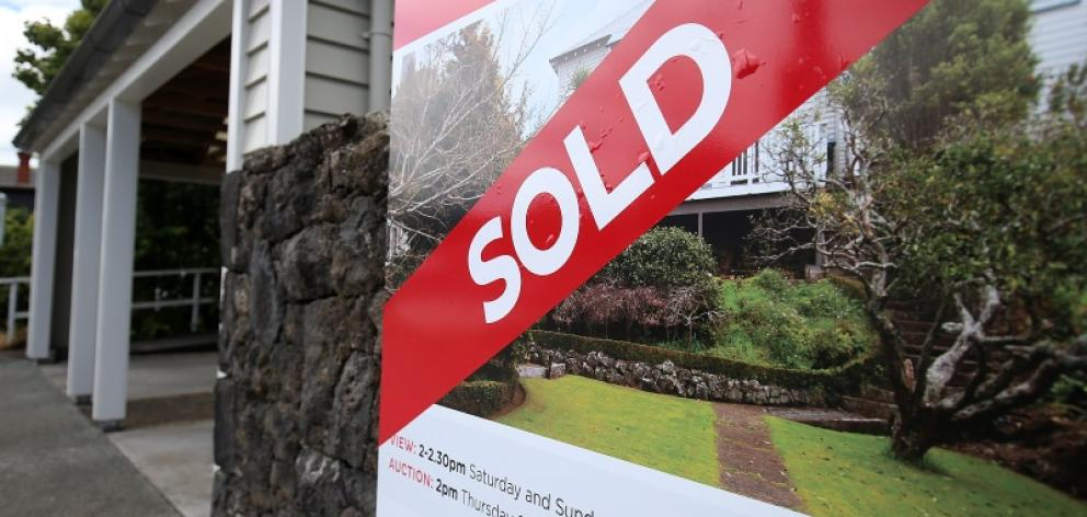 Dunedin annual house price rises top in NZ | Otago Daily Times