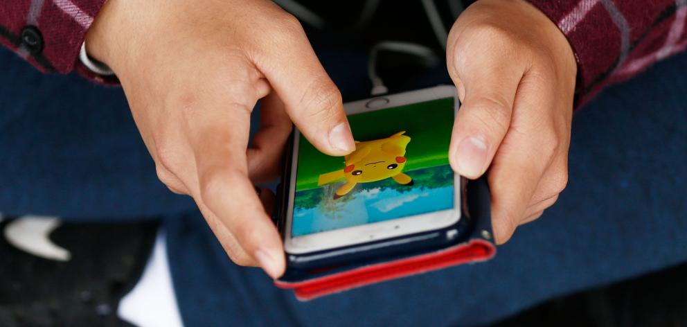Pokemon Go has been downloaded more than 500 million times. Photo: Getty Images
