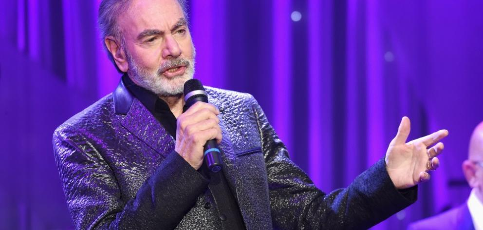Neil Diamond had been due to perform in Christchurch on March 15 and the Mission show in Napier...