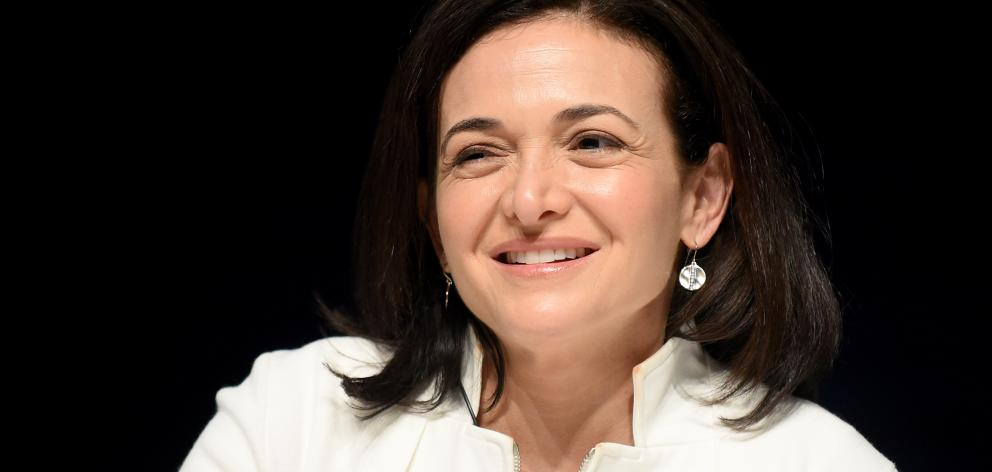 Sheryl Sandberg: ''We want to make sure that people see that we are investing locally, we're...