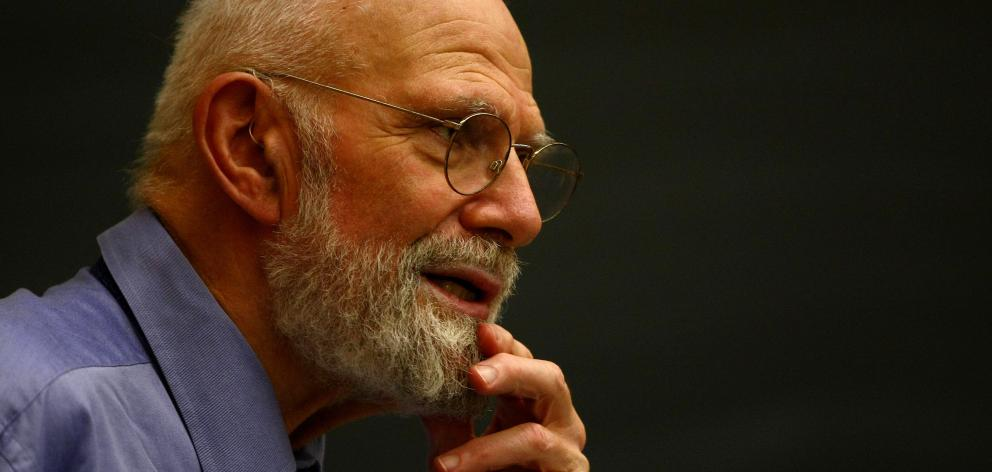 Neurologist Dr. Oliver Sacks. Photo: Getty Images