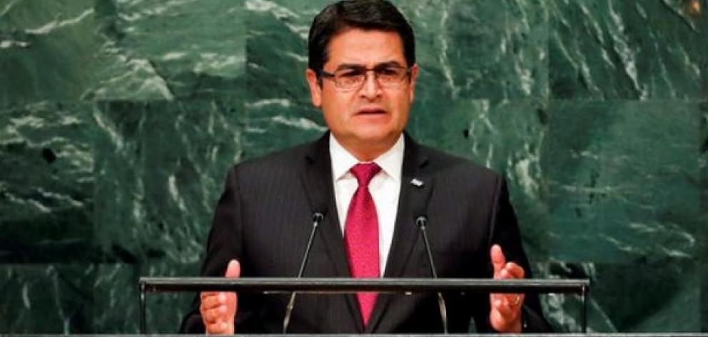 An Investigation Is Looking Into A Plot To Kill Honduras President Hernandez