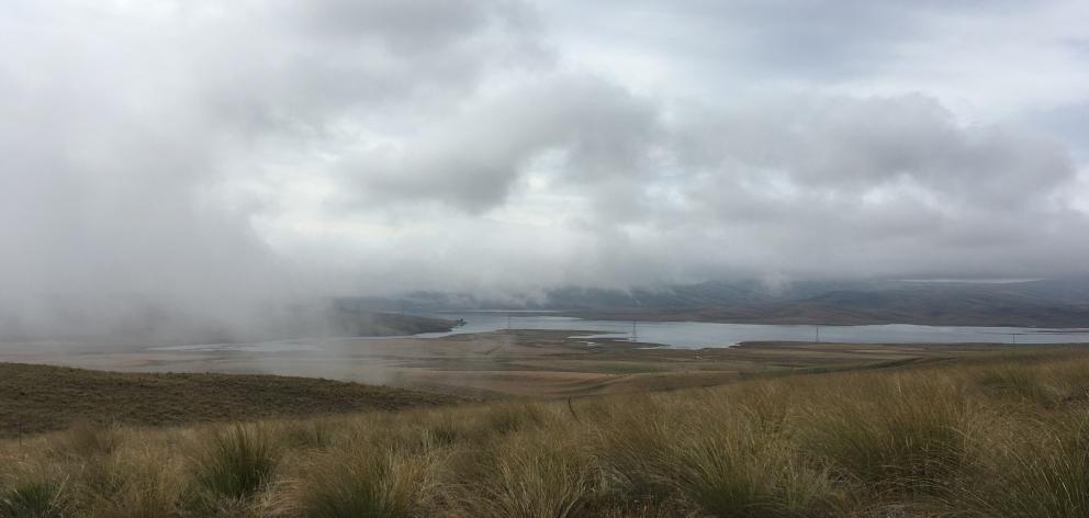 Lake Onslow. Photo: Supplied