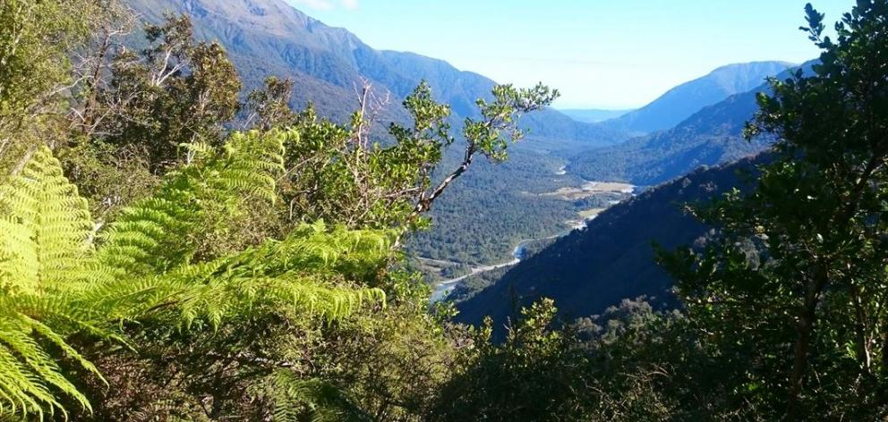 Police are searching the Karangarua Valley after the man went in to hunt some tahr over a week...