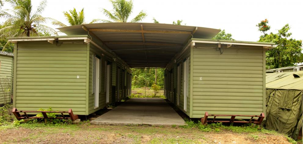Manus Island detention centre. Photo: Getty Images