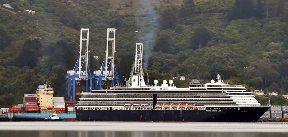 Big Weekend For Cruise Ship Visits Otago Daily Times