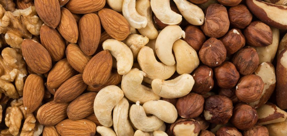 Even if the type of fat in nuts is good for us, they are still high in fat and calories. But this...
