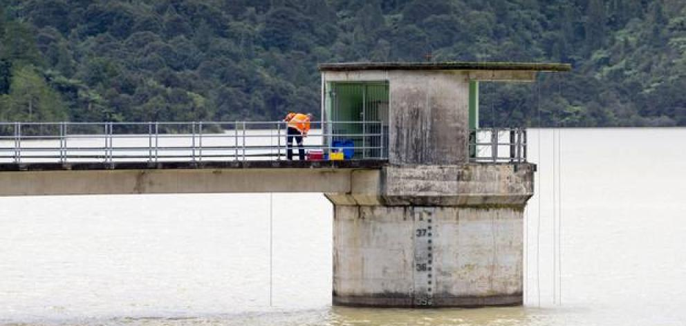 The Hunua Water Catchment provides about 65 percent of Auckland's drinking water. Photo: NZ Herald