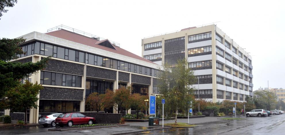 Otago Polytechnic was not the only institution that had agreed to a flat increase and it was...