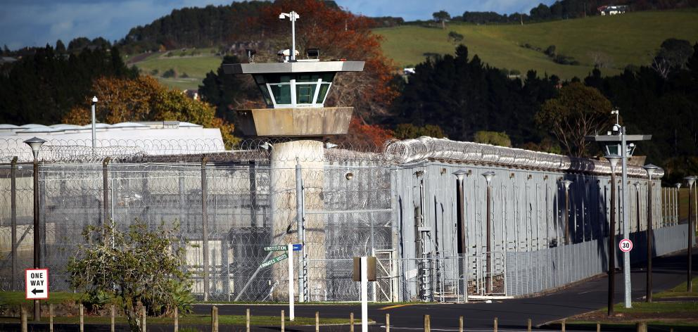 Auckland Prison at Paremoremo. Photo: NZ Herald
