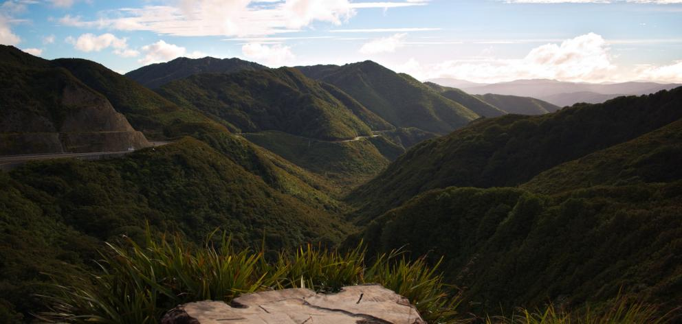 Drive over the Remutaka Range from Wellington. Photo: Getty Images