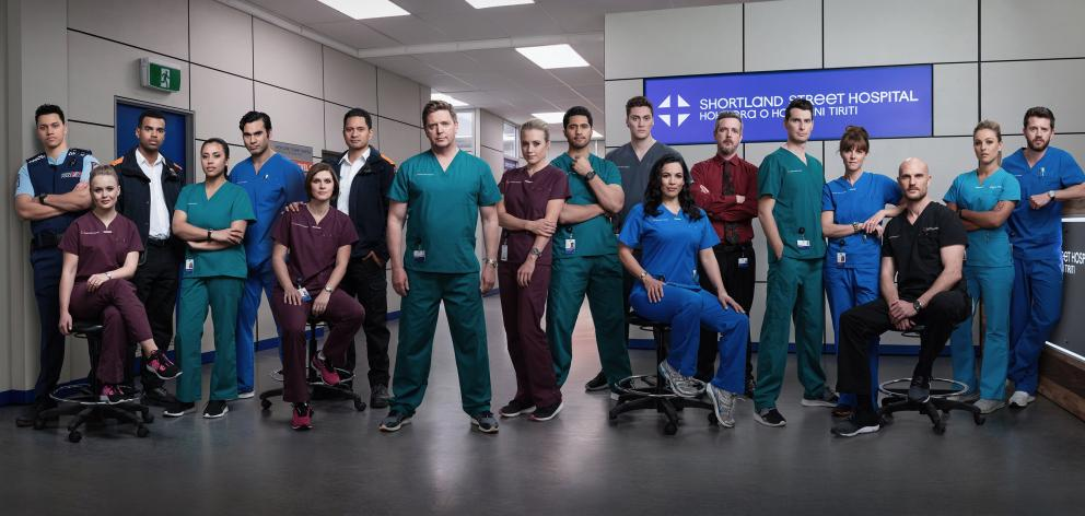 Familiar shows such as Shortland Street, that you can't get anywhere else, provide a point of...