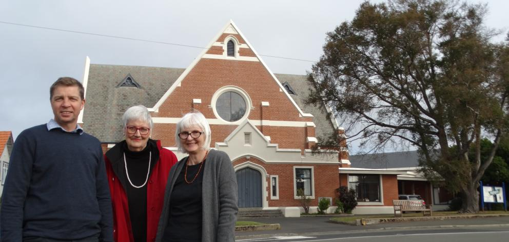 Adding their voices to calls to retain Highgate Presbyterian Church in Maori Hill (pictured) are ...