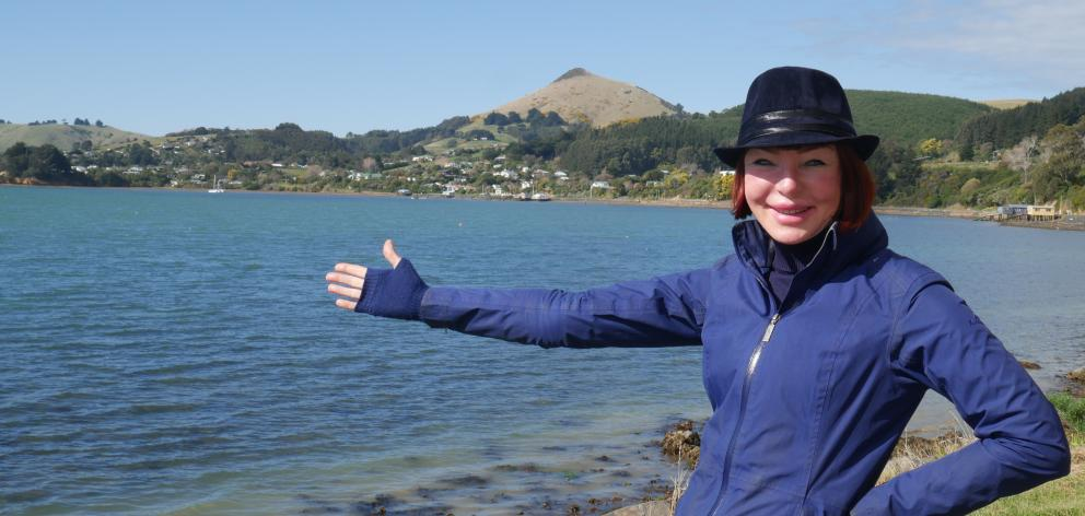 Responsible light advocate Kyra Xavia is thrilled the Dunedin City Council will be installing...