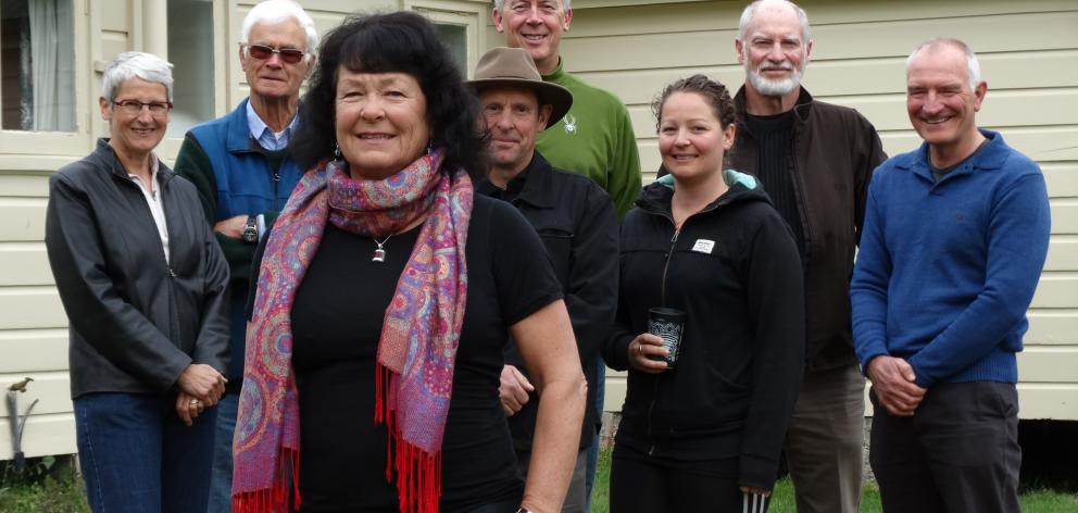 The group behind the proposed Alpine Lakes Research and Education Centre in Wanaka: centre...