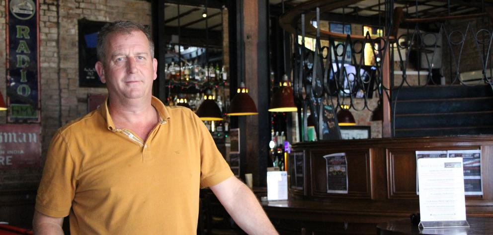 Otago hotelier Anthony Alderson is divesting himself of Myanmar businesses but says the country...