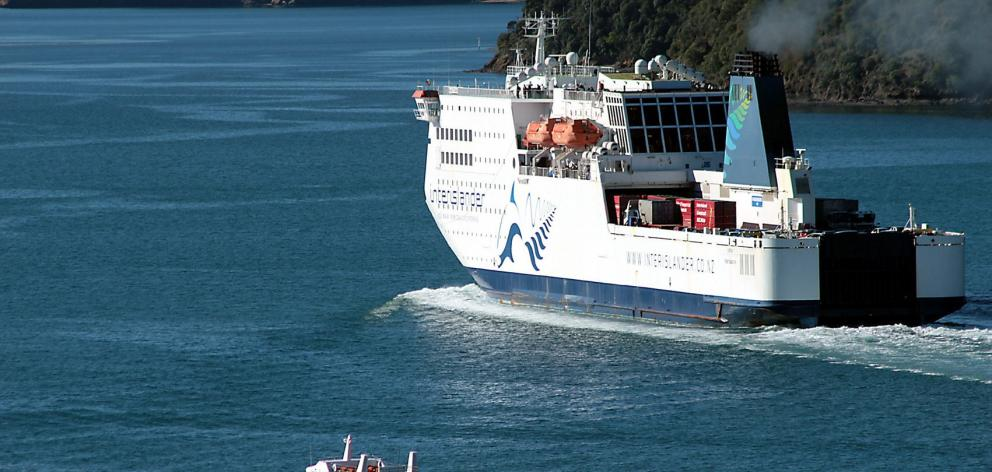 The Kaitaki and Kaiarahi ferries are now carrying passengers out of Wellington to Picton but...