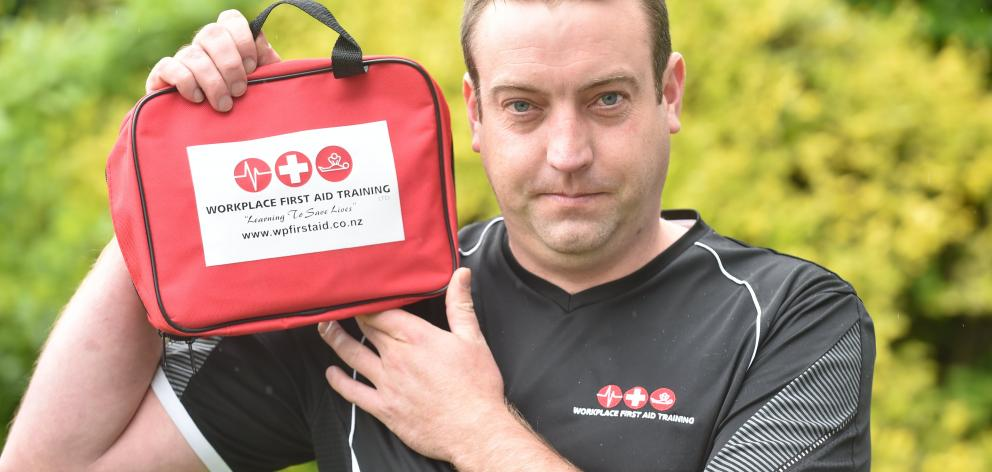 Workplace First Aid Training founder and managing director Phil Hudson has been recognised as a...