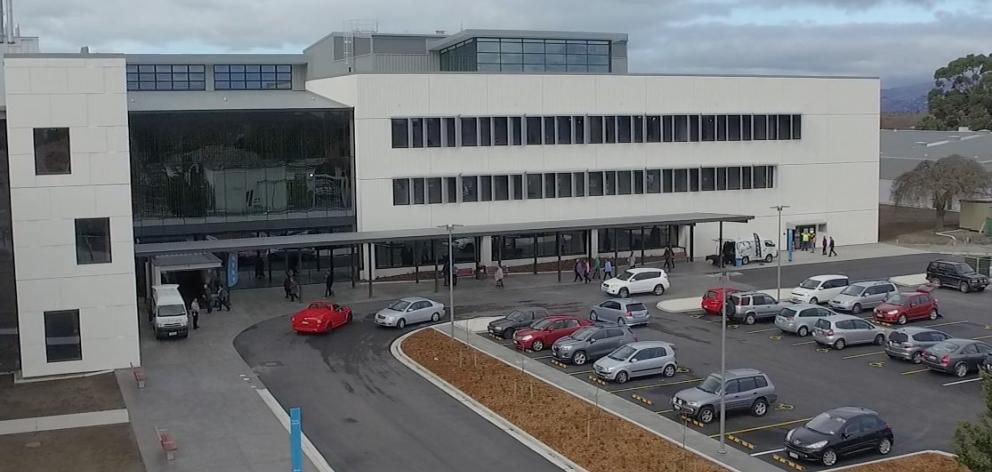 Burwood Hospital in Christchurch. Photo: ODT files