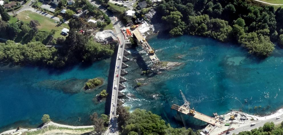 Image result for kawarau falls bridge