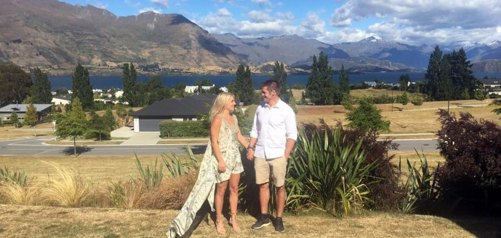 Released on social media yesterday was this photograph of Richie McCaw and Gemma McCaw (nee Flynn...