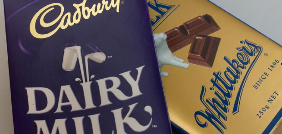 Whittaker's says it can not take over the Dunedin Cadbury factory. Photo: NZ Herald