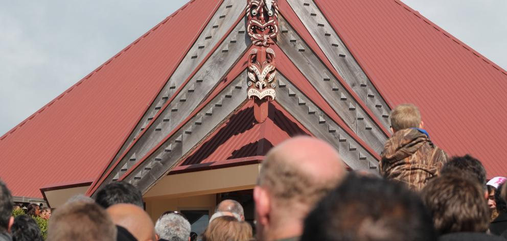 Maori assets present an opportunity to maximise economic returns and human capital.  Photo: ODT.