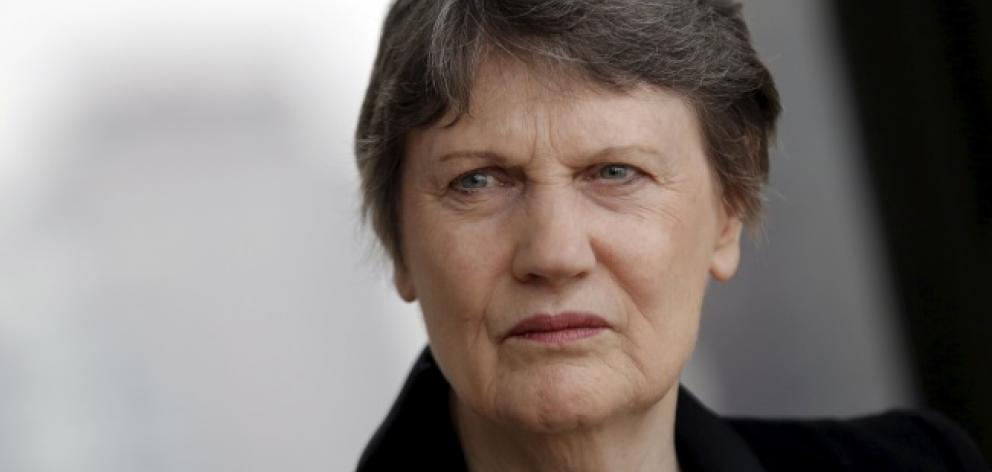 Helen Clark. Photo Reuters