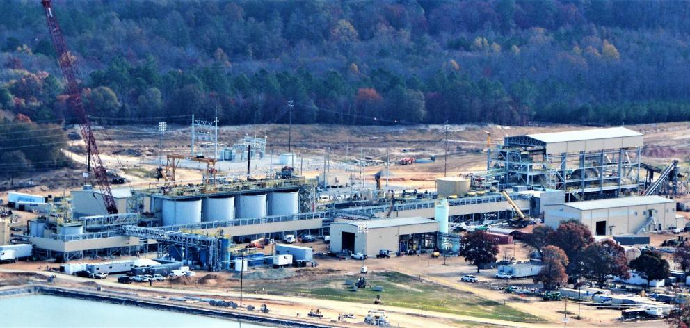 Oceana Gold's Haile gold mine in South Carolina began pouring gold in January, with full...
