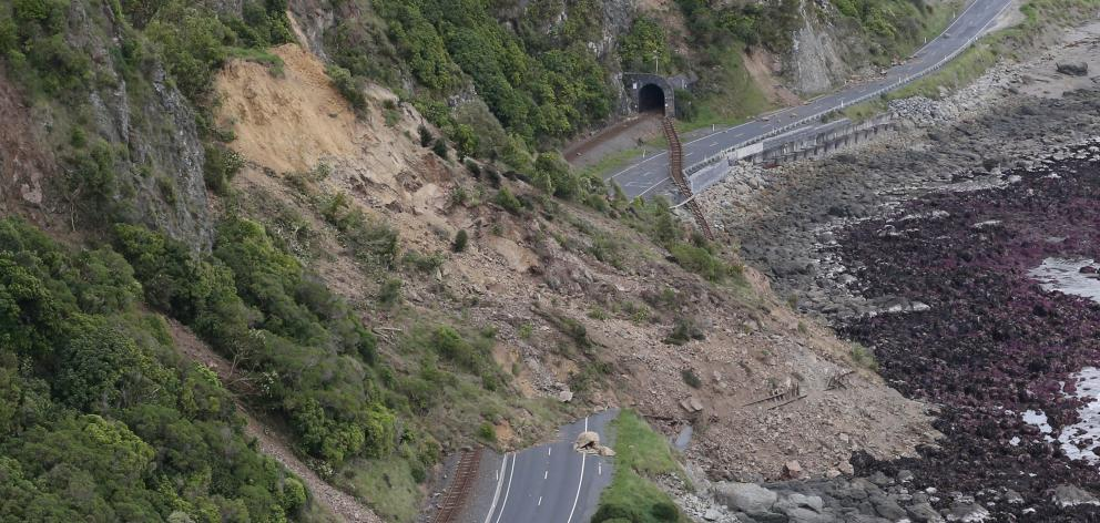 Kaikoura's November earthquake and effects on road and rail transport was one of several factors...