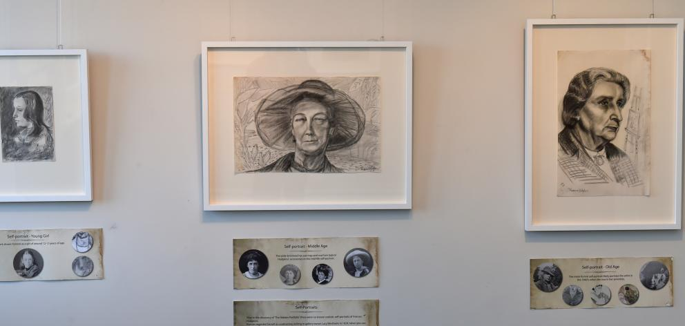 Works on display at Otago Art Society purportedly by Frances Hodgkins have prompted heated debate...