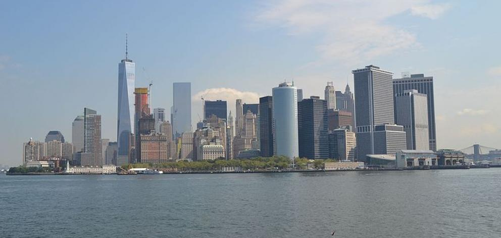 New York is on heightened alert ahead of the US election next week. Photo: Wikimedia Commons