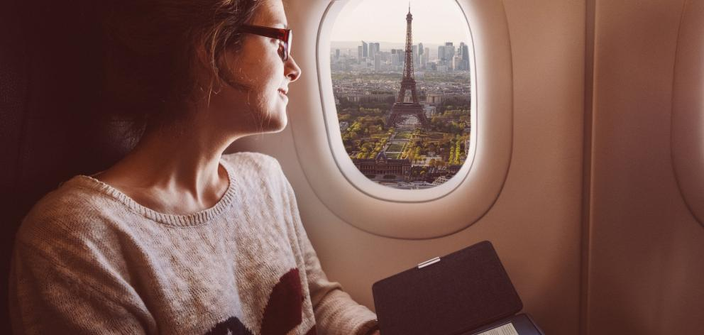 Larger electronic devices will be banned for some  US-bound foreign airline flights. Photo: Getty Images