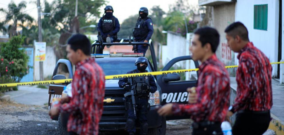 Cartel power struggle fuelling rising violence in Mexico | Otago