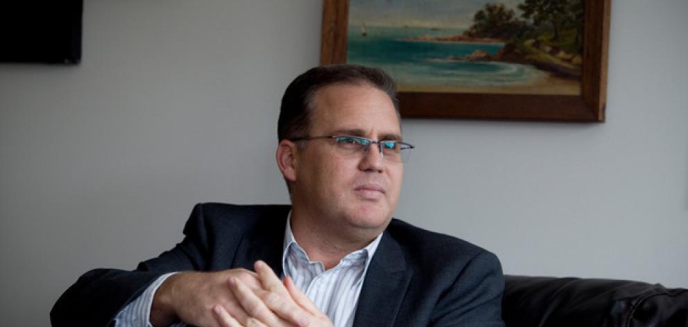 Professor Paul Moon is concerned for freedom of speech in New Zealand universities. Picture: NZ Herald