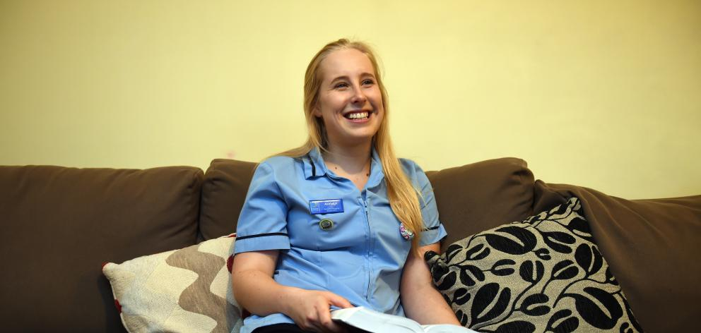 Otago Polytechnic second-year nursing student Ashleigh Smith will be awarded a young leaders...