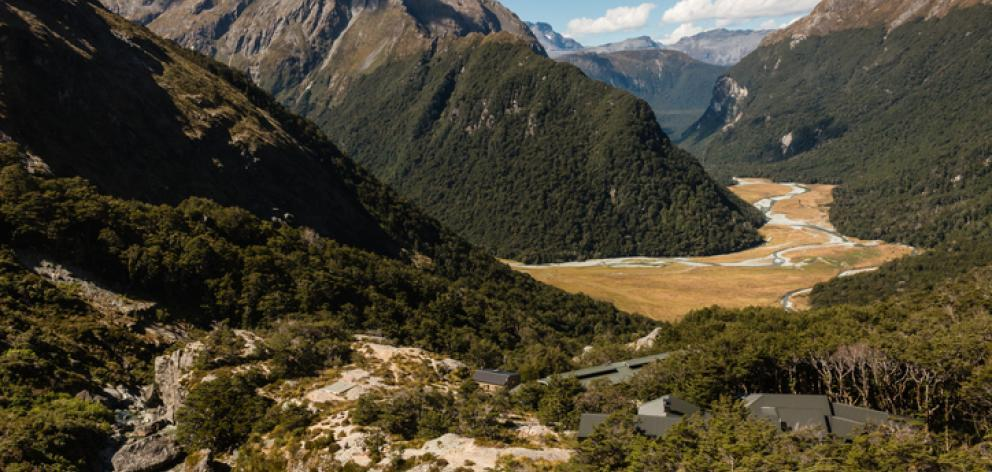Tracks such as the Milford, Routeburn (pictured) and Kepler rank as some of the great 'must do'...